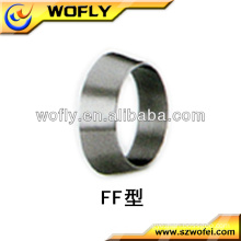 stainless steel pipe aluminum ferrules