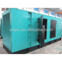 silent power generators 688kva with 18.9 displacement