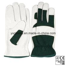 Garden Handschuh-Arbeitshandschuh-Lederhandschuh-Gewichtshandschuh
