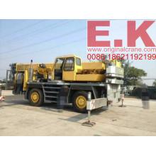 35t Grove Hydraulic Mobile Crane Truck Crane (GMK2035)
