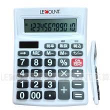 Calculadora de oficina de doble dígito de 12 dígitos para negocios y oficina (LC240WK)