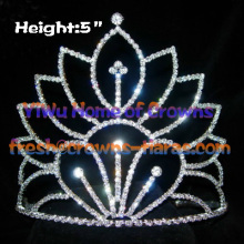Vintage Crystal Pageant Crowns