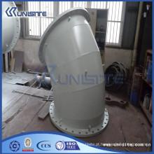 Tubo de aço inoxidável de parede dupla de alta pressão para draga (USC6-002)