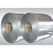 Bobina de aluminio precio para revestimiento, cubiertas 1060 1100 h14