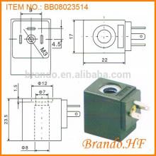 AC 220V 4V110 Bobina neumática de la electroválvula de Ip 65