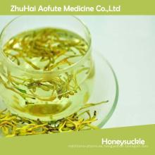 Extracto de hierbas medicinales puro Lonicera Japonica Madreselva