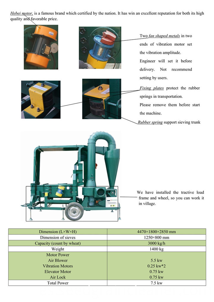 Seed Cleaning Machine (4)