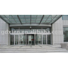 Supply Automatic doors-CN- 3-4 wings automatic revolving door CN-R401