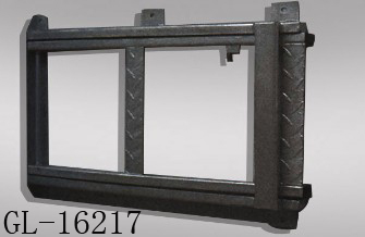 Steel Holding Steps for Truck Hardware GL-16217