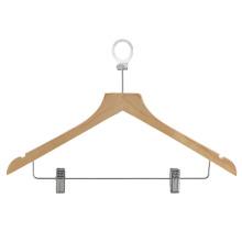 Hangers Beech Wood Coat Hanger For Suits
