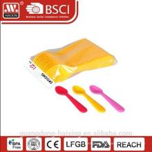 Agregado familiar HaiXing plástico spoone(12pcs)