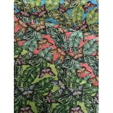 Tropical Rayon Poplin 45s Printing Broad Width Fabric