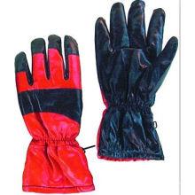 Nitrile Laminated Full Acrylic Pile Winter Glove--5401