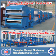 Pur Sandwich Panel Maschinenlinie
