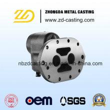 CNC-обработка с алюминиевым литьем под давлением