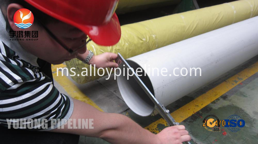 ASTM A312 TP304 304L Stainless Steel Welded pipe