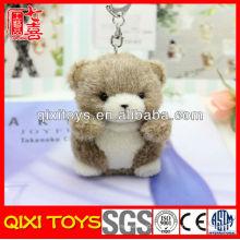 Weich gefüllte kleine süße Plüsch Teddybär Schlüsselanhänger