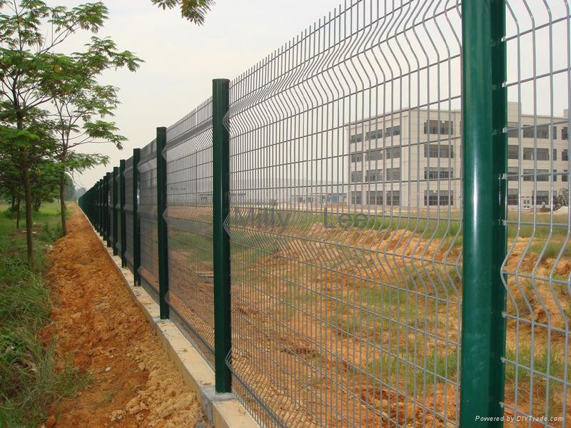 Application of Perimeter Fencing