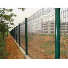 Steel Mesh Safety Fence