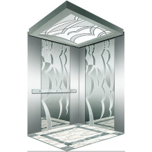 Passenger Elevator Lift Mirror Etched Mr & Mrl Aksen Ty-K236