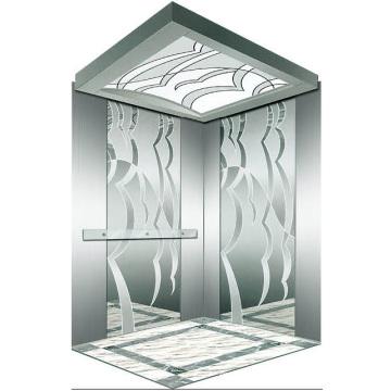 Passagier Aufzug Lift Mirror Ätzung Mr & Mrl Aksen Ty-K236