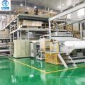 Equipo de fabricación de telas no tejidas de fusión por hilado SMS para máscaras