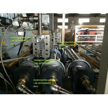 ПММА/ПС/ПК светлый направляющий лист Экструзионная линия, линии Productipon, листы машинами