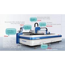 CNC-фрезерный станок для резки листового металла толщиной 0,5-16 мм Открытая конструкция 1500 * 3000 мм