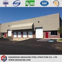 Professionelles Stahlkonstruktionsgebäude für Garage