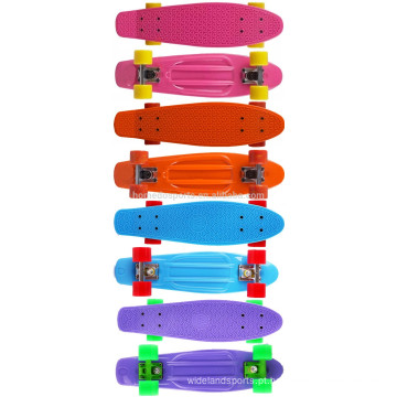 Plataforma de skate de peixe inteligente
