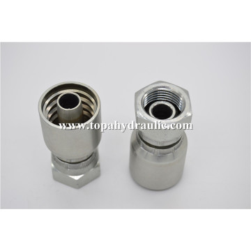 high pressure coupling hose hydraulic fitting