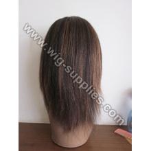 Cheap!!!2012 Super soft best price virgin hair full lace wig for black women