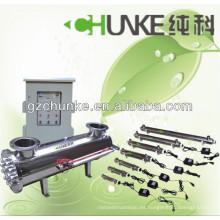 Esterilizador ligero UV del tratamiento de aguas