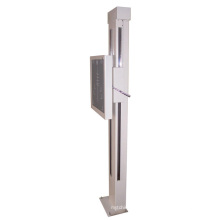 fixed vertical x ray chest bucky stand price