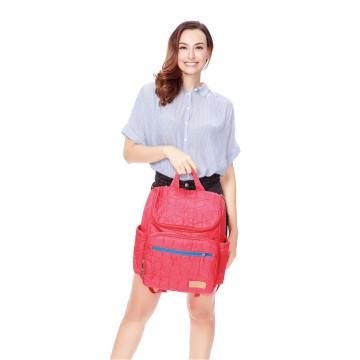 Baby Pink Diaper Bag