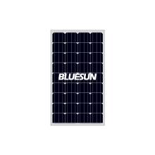 100W de película delgada panel solar 12v 100W panel solar stock