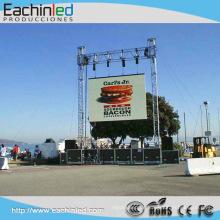 P5.95 / p4.8 Werbung Vermietung Bühne LED-Bildschirm für Veranstaltung