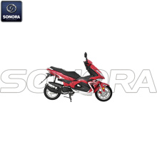 Benzhou YY50QT-32 TWO STROKE Repuestos de Scooter completos de calidad original