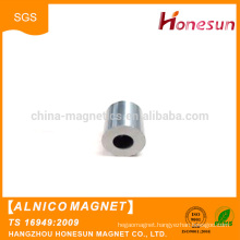 Spot wholesale Customized sizes sintered Alnico magnets