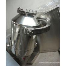 2017 SYH series multi-direction motion mixer, SS emulsion mixer machine, horizontal solution mixer