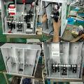 10 / 11kv moyenne tension intérieure disjoncteur à vide (fixe)