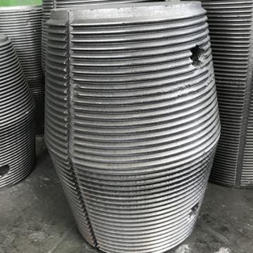 """Électrodes en graphite UHP 24 """"X96 / 108 de qualité métallurgique"""