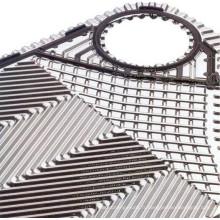Plaque d'échangeur de chaleur Vicarb 100