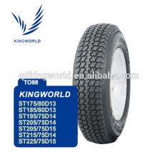 Европейский стандарт ST225/75 D15 8PR трейлер шины