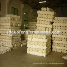 Tela gris 100% del algodón tela 60 * 60 140 * 140 65 '' 1/1 del paño de dezhou