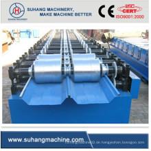Vollautomatische Soffit Panel Roll Forming Machine