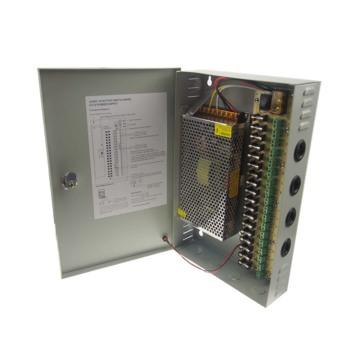Boîte d'alimentation CCTV 120W 12V 10A 18CH