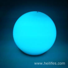 Solar Power Self-Recharging LED Ball for Garden