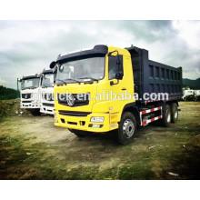 6X4 drive 375Hp Dongfeng caminhão basculante / Dongfeng caminhão basculante / Dongfeng mina caminhão / Dongfeng caminhão basculante / caminhão de transporte de areia