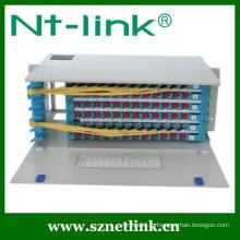 96 panneaux de raccordement à fibre optique